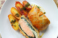 How To Make Salmon En Croute