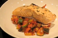 Salmon En Papillote With Ratatouille