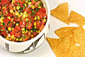 How To Make Corn and Tomato Salsa