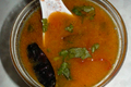 Sambhar - Lentil and vegetable soup