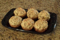 Pork Sausage and Cheddar Muffins