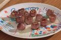 How To Make Scallops Wrapped In Prosciutto With Tomato Relish