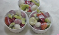 How To Make Non-fat Stawberry Dango