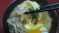 Homemade Udon Noodles