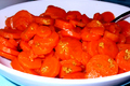 Golden Coins Sesame Stir Fried Carrots