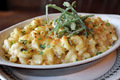 Sinful Three Cheese Macaroni