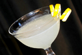 SKINNY Lemon Drop Martini
