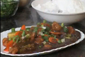 How To Make Lamb In Stir Fried Vegetables