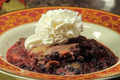 How To Make Slow Cooked Berry Cobbler
