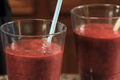 How To Make Smoothie With Fruits, Berries And Parsley