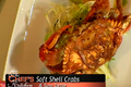 How To Make Pan Fried Crabs And Tuna Tartar