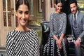 Sonam Kapoor's Black & White Avatar On Koffee With Karan Video