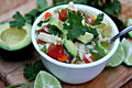 Fresh Mexican Chicken Soup