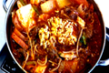 Soup : Budae Jjigae (army Base Stew) : Korean Food : Asian At Home