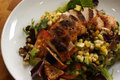 How To Make Southwestern Chicken Salad With A Cool Lime Balsamic Vinaigrette