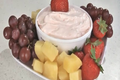How To Make Strawberry Fruit Dip