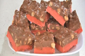Festive Cherry Mash Bars