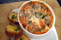 Spaghetti Meatball Soup