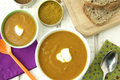 How To Make Healthy Spiced Carrot Cauliflower Soup