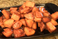 How To Make Spiced Honey Roasted Sweet Potatoes