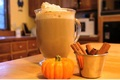 How To Make Spiced Pumpkin Latte