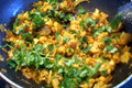 Spicy Cauliflower / Gobi Masala - Indian Veg
