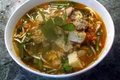 How To Make Spicy Crab And Pork Soup