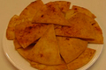 Spicy Crunchy Flour Tortilla Crackers