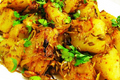 How To Make Spicy Jeera Aloo