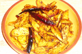 Spicy Stir Fried Arbi