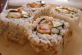 How to Make Spicy Tempura Rolled Sushi