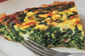 How To Make Crustless Greek Spinach And Feta Cheese Pie