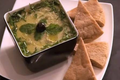Spinach and Mint Hummus