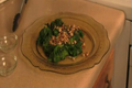 Spinach With Pine Nuts And Raisins