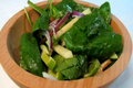 How To Make Spinach, Apple, Bacon Salad -- Lynn's