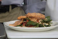 How To Make Sweet Chili Pork Medallions With Baby Spinach Salad