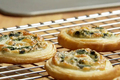 How To Make Spinach Cheese Swirls