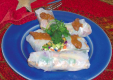 How To Make Fams Spring Rolls With Peanut Sauce