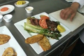 Grilled Steak And Romaine Salad Recipe Video
