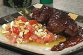 How To Make Grilled Steak With Corn And Tomato Salad