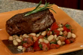 How To Make Steak And  Tuscan Bean Salad