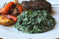 How To Make Steakhouse Classic - Creamed Spinach