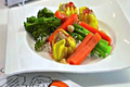 How To Make Steamed Vegetable Rice