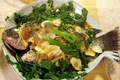 How To Make Steamed Talapia And Spinach