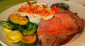 How To Make Sterling Silver Prime Rib With Sauted Veggies At Splasher's Grill