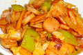 How To Make Stir Fried Chicken And Vegetables