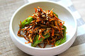 How To Make Stir Fried Dried Anchovies