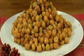 How To Make Struffoli ( Tiny Honey- Covered Fritters ) - Original Italian