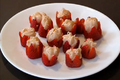 How To Make White Chocolate Filled Strawberry