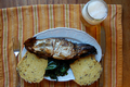 How To Make Stuffed Trout In Jackets